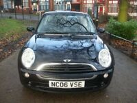 MINI HATCHBACK 1.6 One Seven 3dr FINANCE AVAILABLE + NEW TIMING BELT JUST REP...
