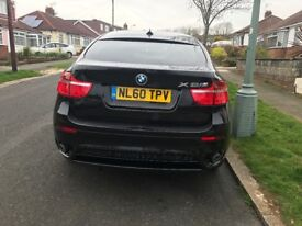 BMW X6 3. 40d xdrive 5dr... 8 Thousand pounds worth of extras including Media and Dynamic Package