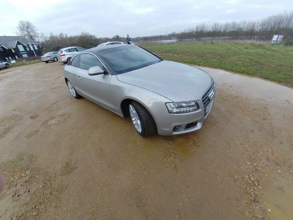 Audi A5 3,0 Quattro