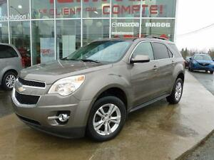 2011 Chevrolet Equinox 1LT AWD ATTACHE-REMORQUE CLIMATISEUR BLUE