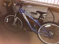 Carrera Luna mountain bike. Suit child 8 -11 . £90