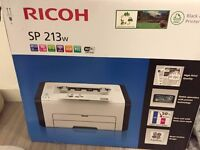 Laser Printer for sale: Ricoh SP 213w