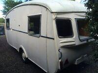 Cheltenham 1950s/60s Vintage Caravan a real beauty... DEPOSIT TAKEN SOLD PENDING COLLECTION ,,,,