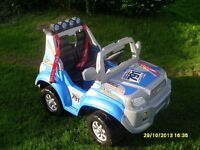 Car - Rechargeable Battery Operated
