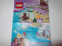 LEGO FRIENDS SEAL