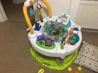 Bouncer Evenflo exersaucer (US model)