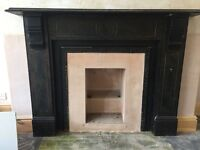 Marble Surround and Mantle