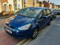 Ford S-MAX tdci zetec. 6 speed