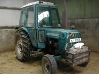 Ford 4600 Tractor (1980)