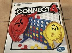 Hasbro CONNECT 4 Classic Board Game