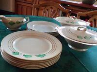 Art Deco Dinner Service