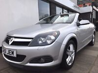 Vauxhall Astra 1.8 i Sport Twin Top 2dr FULL SERVICE HISTORY
