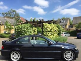 BMW 330ci M CLUBSPORT FACELIFT RARE TO FIND