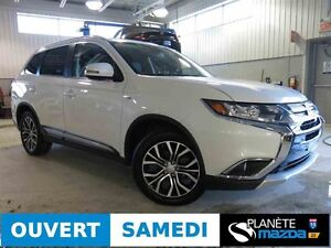 2016 MITSUBISHI OUTLANDER GT TRACTION INTÉGRALE TOIT OUVRANT