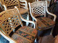 Eight seater garden furniture set