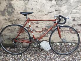 Vintage Puch road bike - 56cm frame