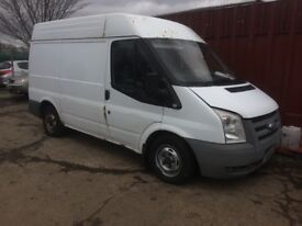 ford transit 2.2td, 56 reg, non runner!! , 100k miles, no tax or mot £475 irvine