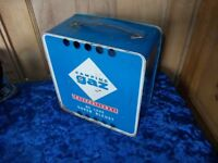 camping gaz gas delux international camping stove in carry box