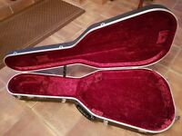 Black Hard Guitar cases for sale
