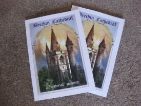 Brechin Cathedral history book