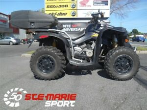 2009 Can-Am Renegade 800 X
