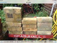 London yellow multi bricks