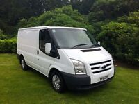 well mantained very clean high spec 2011 ford transit very very low miles not the usual junk