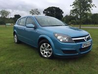 2004 Vauxhall Astra 1.6 Petrol, full service history, 6 days M.O.T, HPI Clear, QUICK SALE!!!