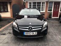 2014 Mercedes-Benz A Class A200 1.8l BlueEfficiency Sport