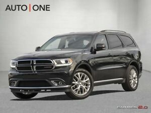2016 Dodge Durango LIMITED l AWD l DVD l NAV l 7 PASS
