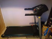 Pro fitness electric treadmill hardly used