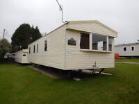 Caravan to hire at Weymouth Bay Park (Haven) Dates available throughout 2017 - 3 Bedroom Caravan