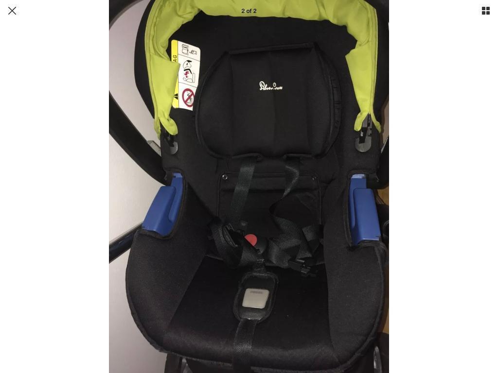 89f2682ce3c Silver cross car seat