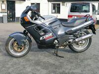 Honda CBR 1000 FH 1988. 33756 miles
