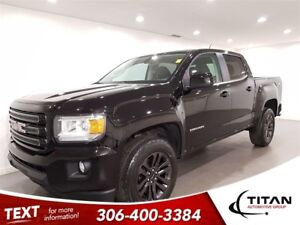 2017 GMC Canyon SLE|4x4|CAM|Bluetooth|Alloys