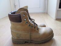 Tiberland Boots