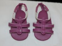 American Girl Julie/'s Purple Meet Outfit Sandals EUC Shoes