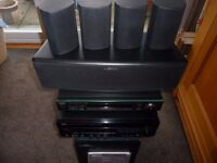 Yamaha Hi Fi Stereo Speakers and Amplifiers