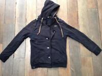 Black soft jacket £15