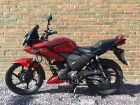 CBF125 LEARNER Bike - Long MOT, FSH
