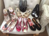 ladies shoes/sandals/slippers