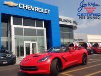2015 Chevrolet Corvette Z51 3LT CONVERTIBLE LOADED!!!