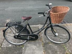 Black Pashley Bicycle