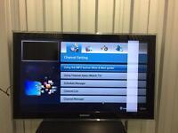 "Samsung 40"" LED TV"