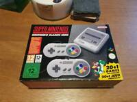 Super Nintnedo (snes) classic mini