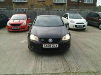 Golf GTI 200bhp TFSI 2008 Leather automatic