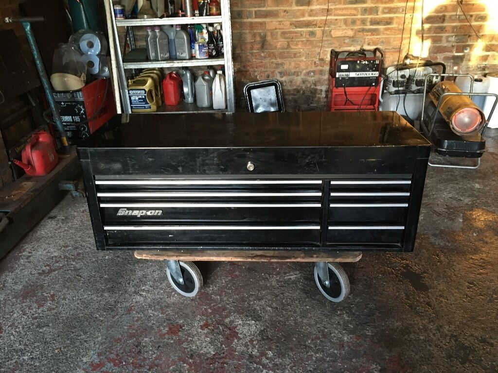 snap on tool box black. snap on 53 tool box black