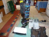 Shark Rotator upright vacuum cleaner.