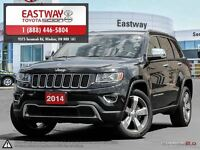 2014 Jeep Grand Cherokee Limited Windsor Region Ontario Preview