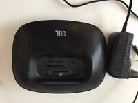 JBL iphone speaker dock